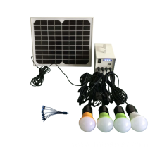 Portable DC Solar Home System