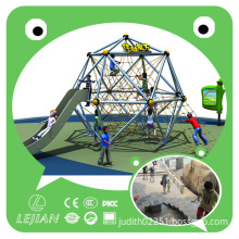 2015 Newest Magic Outdoor Playground Equipment with Slide CE Approved