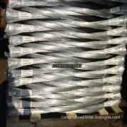 Galvanized Double Loop Cotton Bale Tie Wire