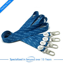 Customized Low Price Imprinted Lanyards with Buckle Release for Sales