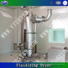 Machine de séchage de fluidisation de vente chaude