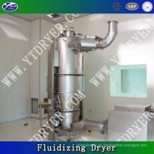Máquina de secado Fluidizing de la venta caliente