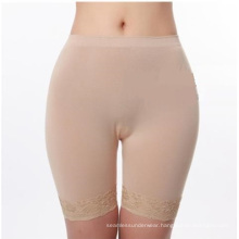 Bamboo Body Shorts Shapewear Seamless Capri Leggings