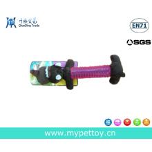 Новый дизайн Плюшевые с TPR Игрушка для собак Pet продукт