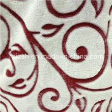 Textile Fabrics Coral Fleece Flannel Fabric Printing Cut Flowers