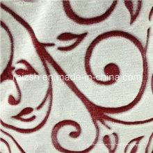 Текстильные ткани Коралловый флис Фланель Ткань Печать Отрезные цветы