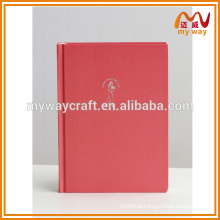 full color printing school notebook with bookmark, composition notebook