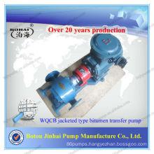Botou Jinhai WQCB bitumen heat insulation small oil pump