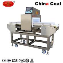 Detector de metales transportador Gj-II para la industria de procesamiento de alimentos