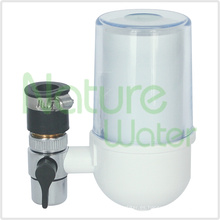 Filtro de agua del grifo para la eliminación de sedimentos