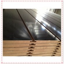 Cheap MDF Slatwall with High Quality