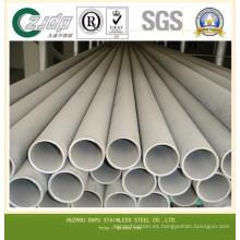 Tubos sin costura de acero inoxidable ASTM A269 304 Fabricante