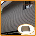UV-Beständigkeit WPC Outdoor-Wandverkleidung mit 10 Jahre Garantie