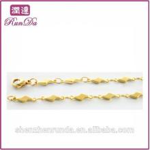 2015 femmes d'or différents types de colliers