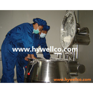 GHL Series Super Blending Granulator