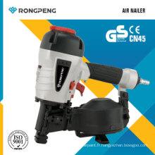 Cloueuse de toiture Rongpeng Cn45 de 3/4 po à 1-3 / 4 po