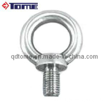 Stainless Steel Rigging Hardware DIN 580 Eye Bolt
