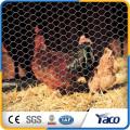 """Хэшшуй 0.9 мм проволока 1/2"""" отверстие оцинкованная курятник гексагональной сетки для зоопарк сетки"""
