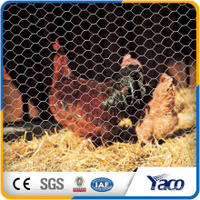 "Hengshui 0.9mm wire 1/2"" hole galvanized chicken coop hexagonal wire mesh for zoo mesh"
