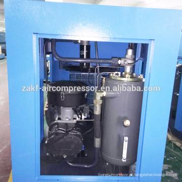 O compressor da refrigeração do kompressor do ar do parafuso 50HP encerra o secador do ar com filtro