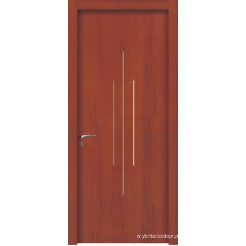 Porta composta plástica de madeira (Kl18)