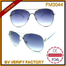 FM3044 New Design Metal United States Flag Pattern Male Sunglasses
