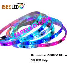 Luz direccionable de la cuerda de la decoración del festival DMX512