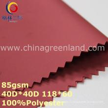 Twill Полиэфирная ткань для тканей для одежды (GLLML310)