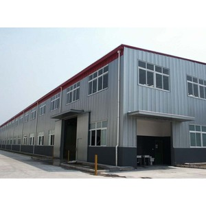 Supply and design prefabricated steel structure warehouse