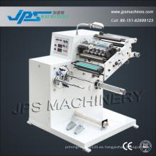 Jps-320fq-Tr Rebobinador de torreta Rebobinadora de etiquetas