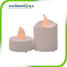 Romantic Flickering Flameless LED Tea Lights
