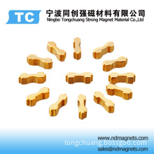 Gold Coated Strong Magnets