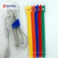 Selbstsicherndes Klettband mit kundenspezifischer Größe
