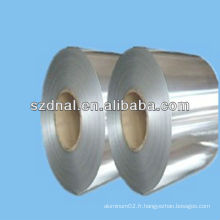 Bobine en aluminium T3-T8 6061