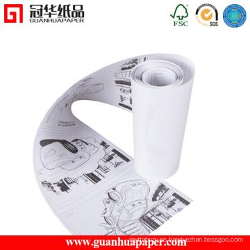 Fabricante líder de papel de dibujo