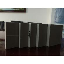 Graue Farbe PVC-Schaum-Blatt-Hersteller