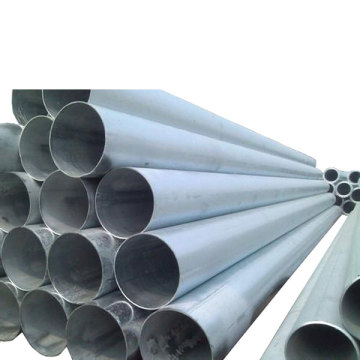 Hot Mencelupkan 6 Inch Galvanized Seamless Steel Pipe