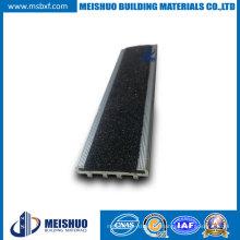 Schwarzer Carborundum Teppich Treppenstock (MSSNC-3)