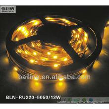 Tira luz led impermeable alto lumen SMD5050