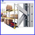 Steel Storage Warehouse Aufrechter Schutz