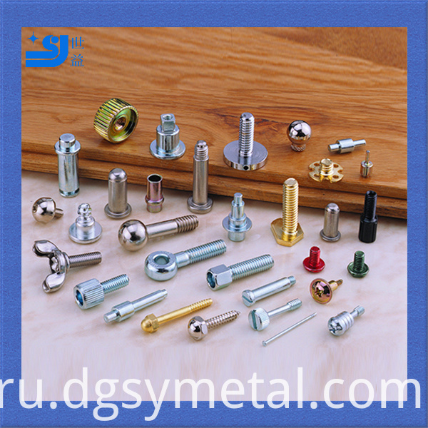 Steel Hexagon Bolts