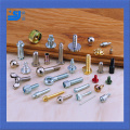 CNC machining self drilling tapping screws