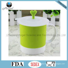 Holiday Silicone Lid for Coffee Cup, Silicone Rubber Lid SL11