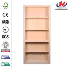 JHK-W Houses Aluminum Steel Bookcase Interior Sliding Door