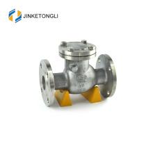 JKTLPC115 Фланцевый мягкий закрыть клапаны кованой стали клапан