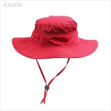 2016 custom design hohe qualität frauen hüte reine farbe big fisherman hut sonnenhut
