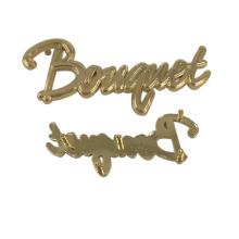 Bekleidungszubehör Custom Design Pins Logo Metall