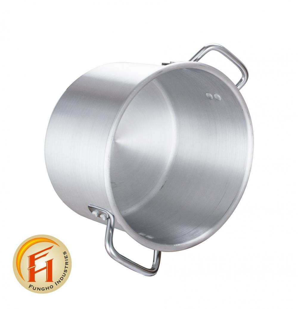 Aluminum Cooking Stock Pot