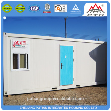 Prefab TUV, SGS, BV, CE certifié Living modular container house