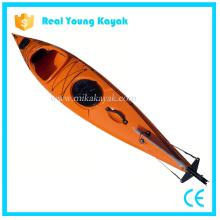 4.8m Assis dans le canoë Kayak de mer protégé par UV pour une personne